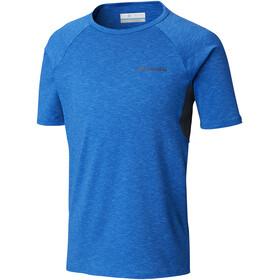 Columbia Silver Ridge II Shortsleeve Shirt Children blue